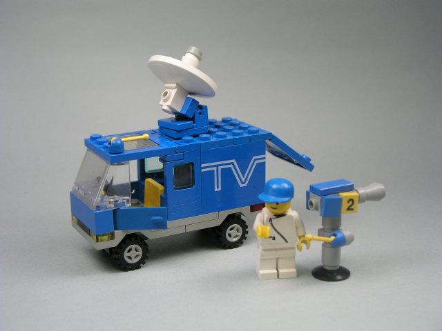 lutoly legoshop tv bertragungswagen. Black Bedroom Furniture Sets. Home Design Ideas