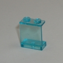 Paneel 1x2x2 in transparent hellblau
