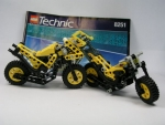 8251 Sonic Cycle beide Modelle